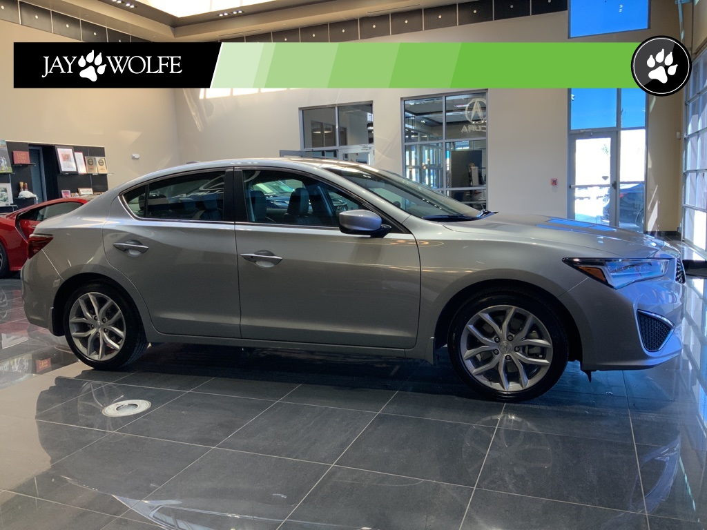 Pre-Owned 2020 Acura ILX Base