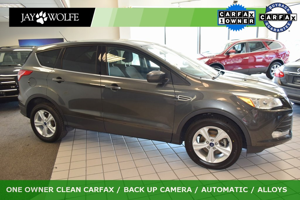 Ford Escape Sport >> Pre Owned 2016 Ford Escape Se Fwd 4d Sport Utility