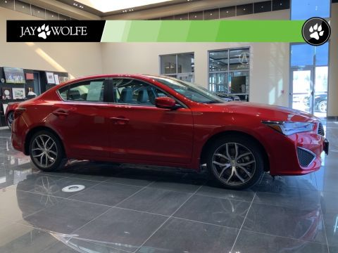 Pre-Owned 2019 Acura ILX Premium Package