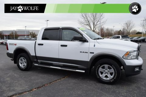 Pre-Owned 2010 Dodge Ram 1500 TRX4 Off-Road