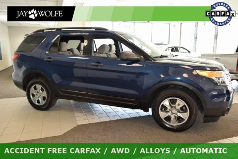 Pre-Owned 2012 Ford Explorer AWD