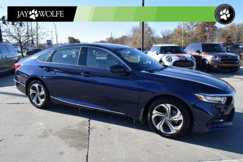 Pre-Owned 2019 Honda Accord EX-L
