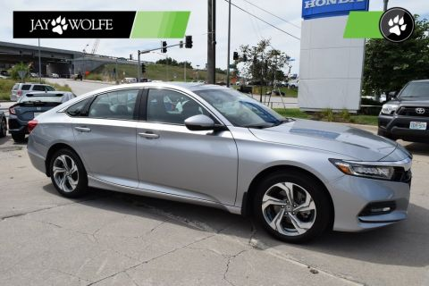 Pre-Owned 2019 Honda Accord EX-L 2.0T