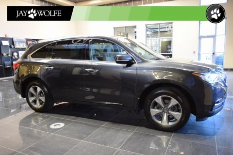 Pre-Owned 2015 Acura MDX 3.5L